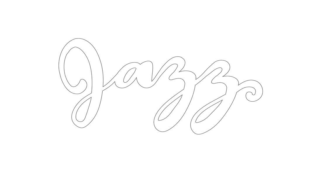 Effektvolle 3D-Buchstaben