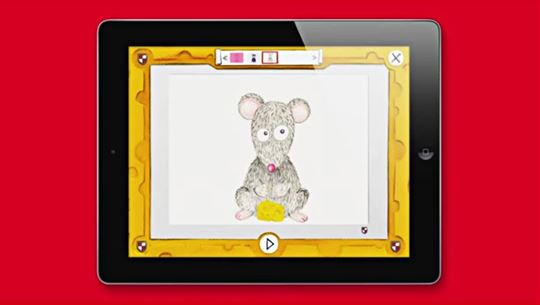 Faber-Castell APP Creative Kids für Apple iOS iPad