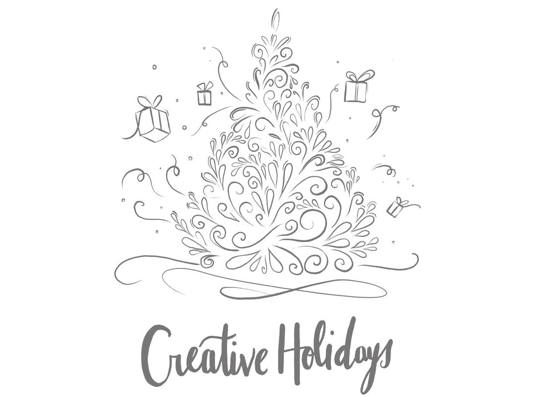 Weihnachtskarten Malen.Malen Sie Ihre Eigenen Weihnachtskarten Aus
