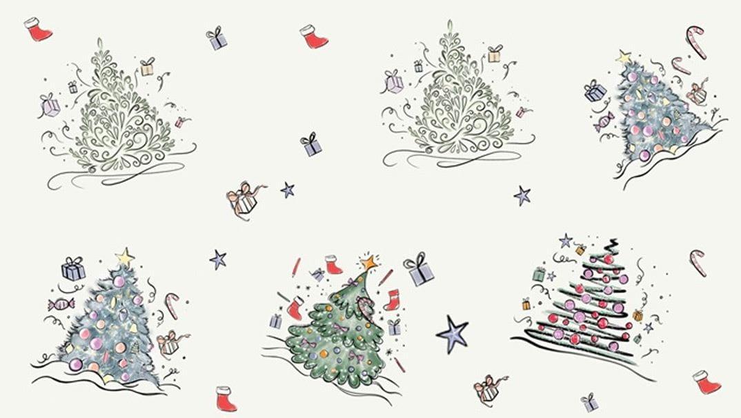 Ideen F303274r Weihnachtskarten.Alle Tutorials