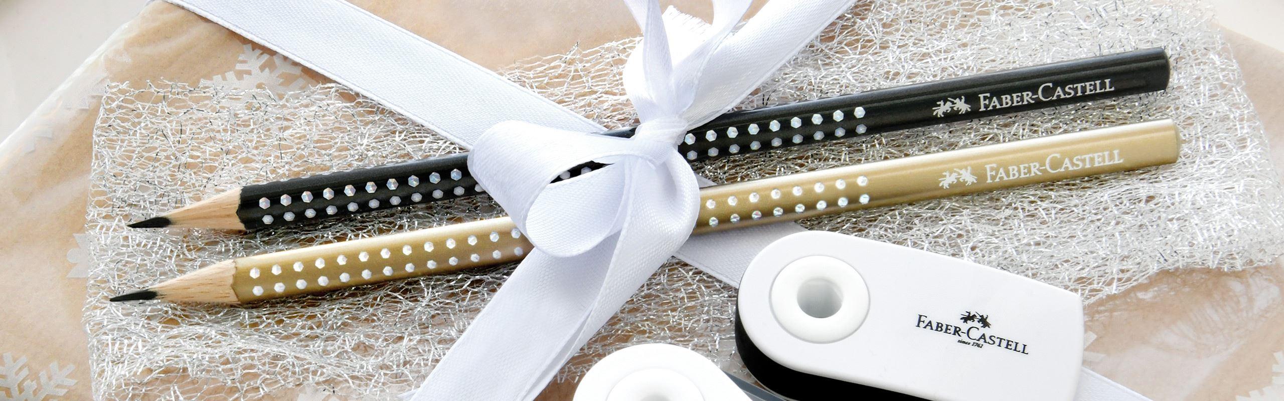besondere design geschenke f r jung und alt bis 10 und bis 20 von faber castell. Black Bedroom Furniture Sets. Home Design Ideas